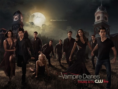 The Vampire Diaries: Books VS Show