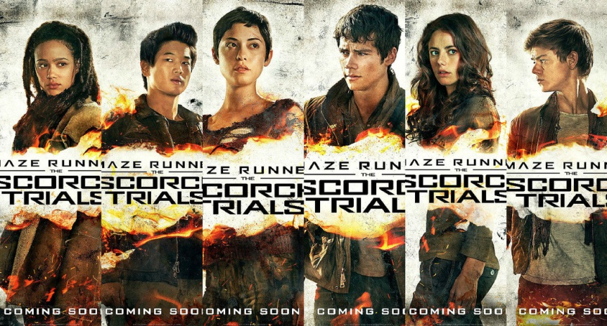 The Scorch Trials MovieReview