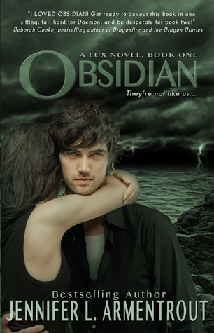 """Book Review: """"Obsidian"""" by Jennifer L.Armentrout"""