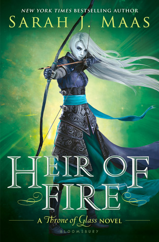 """Book Review: """"Heir of Fire"""" by Sarah J.Maas"""