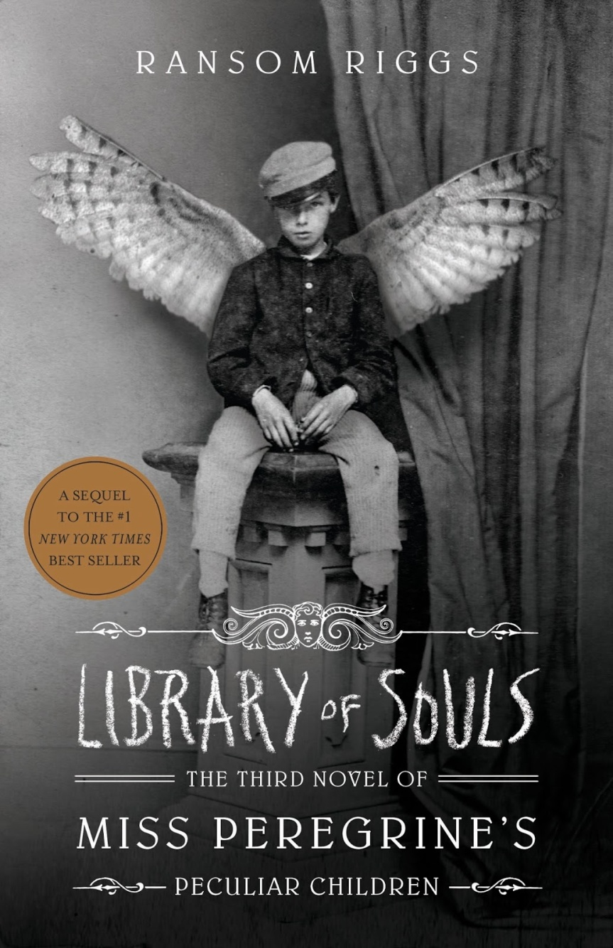 """Book Review: """"Library of Souls"""" by RansomRiggs"""