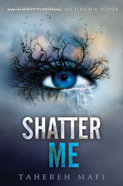 "Book Review: ""Shatter Me"" by Tahereh Mafi"