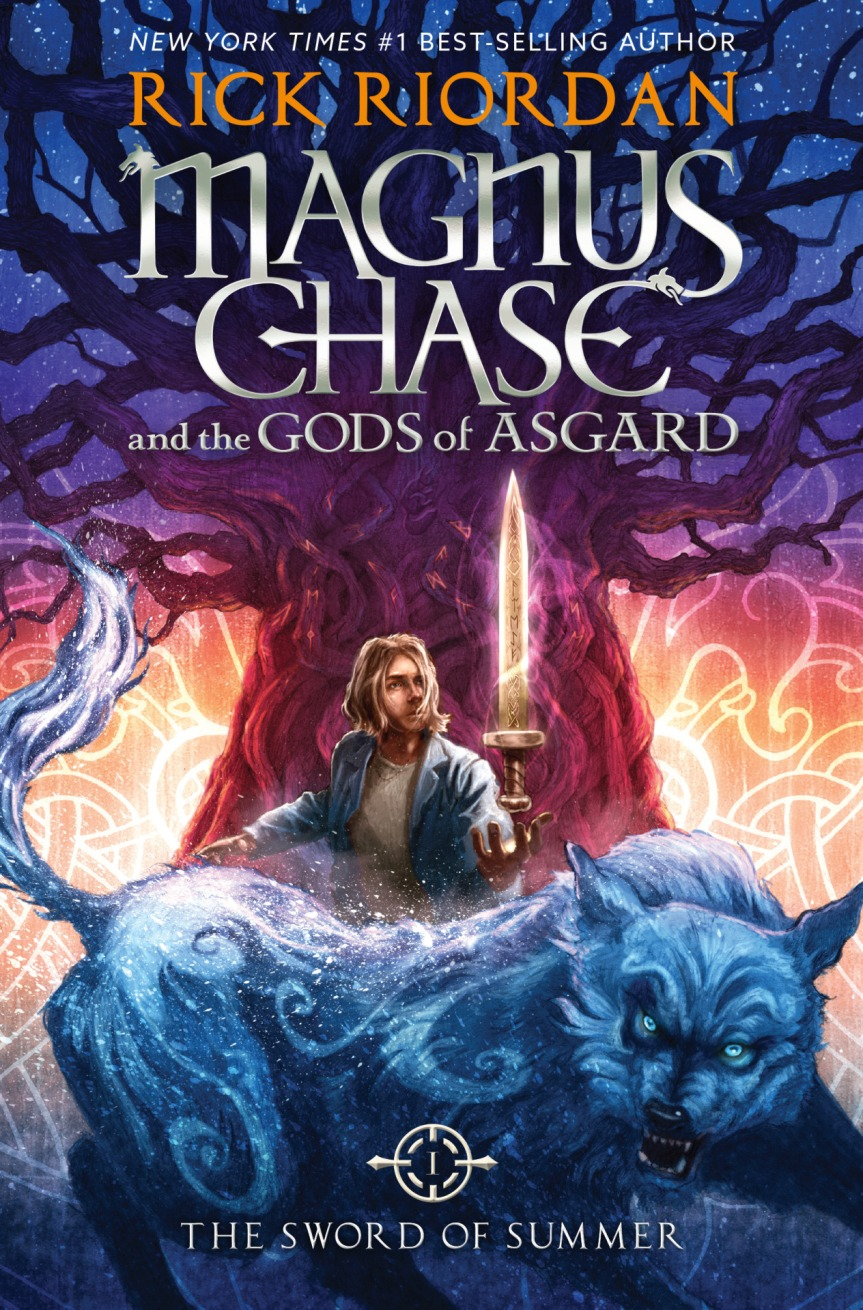 """Book Review: """"The Sword of Summer"""" by RickRiordan"""