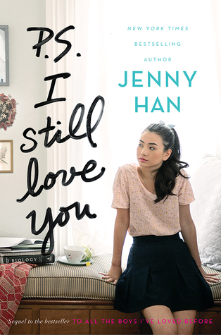 """Book Review: """"P.S. I Still Love You"""" by JennyHan"""
