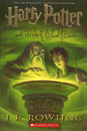 """Book Review: Harry Potter and the Half-Blood Prince"""" by J. K. Rowling 