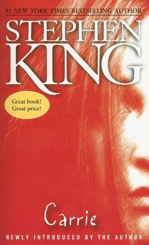 """Book Review: """"Carrie"""" by Stephen King 