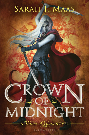 "Book Review: ""Crown of Midnight"" by Sarah J. Maas"