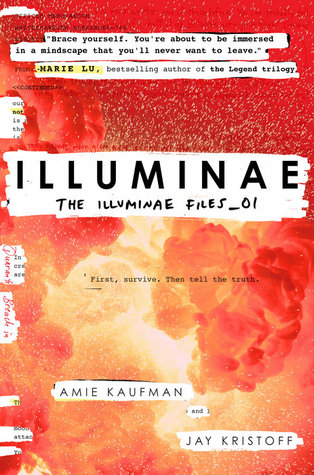 """Book Review: """"Illuminae"""" by Amie Kaufman and Jay Kristoff(Spoiler-Free)"""