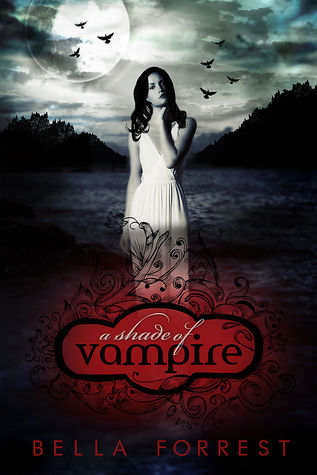 """Book Review: """"A Shade of Vampire"""" by BellaForrest"""