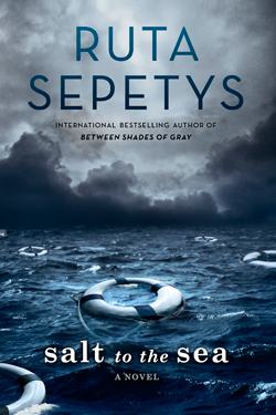 "Book Review: ""Salt to the Sea"" by Ruta Sepetys 
