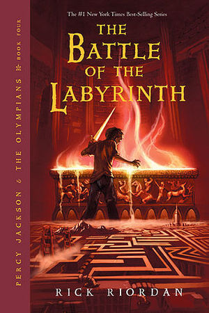 """Book Review: """"The Battle of the Labyrinth"""" by RickRiordan"""
