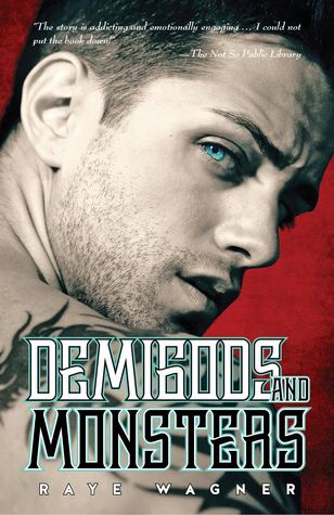 """Book Review: """"Demigods and Monsters"""" by Raye Wagner 