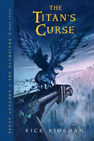 "Book Review: ""The Titan's Curse"" by Rick Riordan"