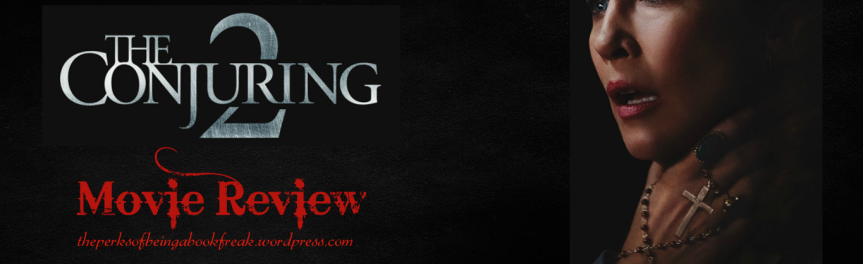 "Movie Review: ""The Conjuring 2"" 