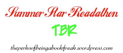 Summer Star ReadathonTBR