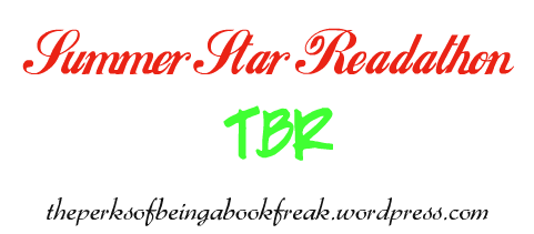 Summer Star Readathon TBR