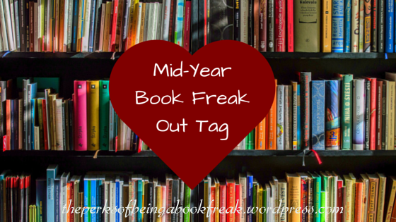 Mid Year Book Freak Out!
