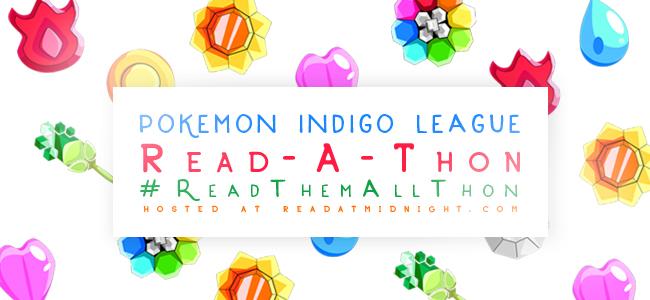#ReadThemAllThon TBR Pile
