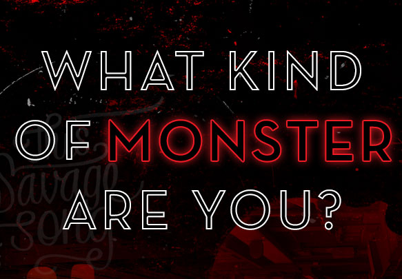 What Kind of Monster Are You? | Monster SortingQuiz