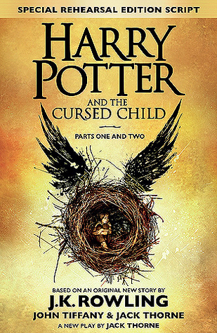 "Book Review: ""Harry Potter and the Cursed Child"" by J. K. Rowling, John Tiffany and Jack Thorne"