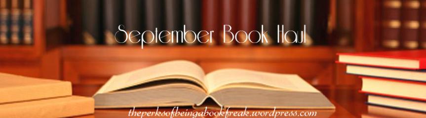 September Book Haul