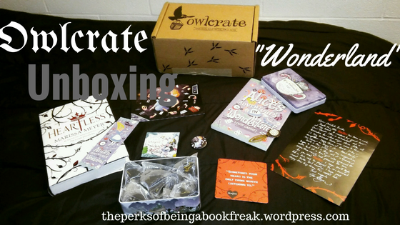 November Owlcrate Unboxing!