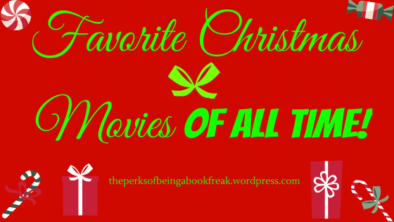 My Top Three Favorite Christmas Films!