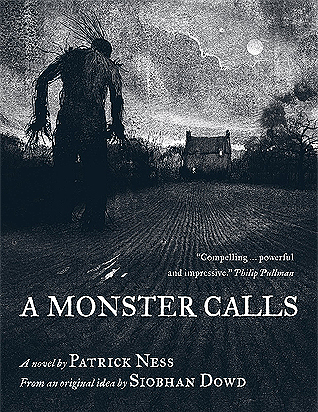A Monster Calls by Patrick Ness | REVIEW & DISCUSSION