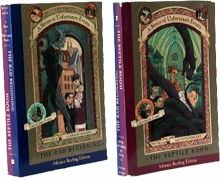 The Bad Beginning & The Reptile Room by Lemony Snicket | REVIEW &DISCUSSION