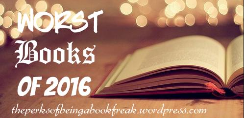 Worst Books of2016