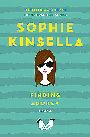 Finding Audrey by Sophie Kinsella | REVIEW &DISCUSSION