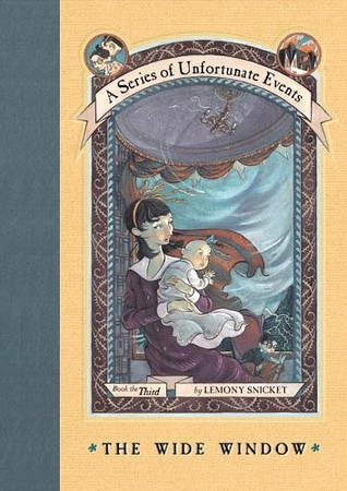 The Wide Window by Lemony Snicket | REVIEW &DISCUSSION