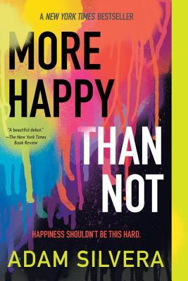 More Happy Than Not by Adam Silvera | REVIEW &DISCUSSION