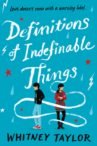 Definitions of Indefinable Things by Whitney Taylor | REVIEW &DISCUSSION