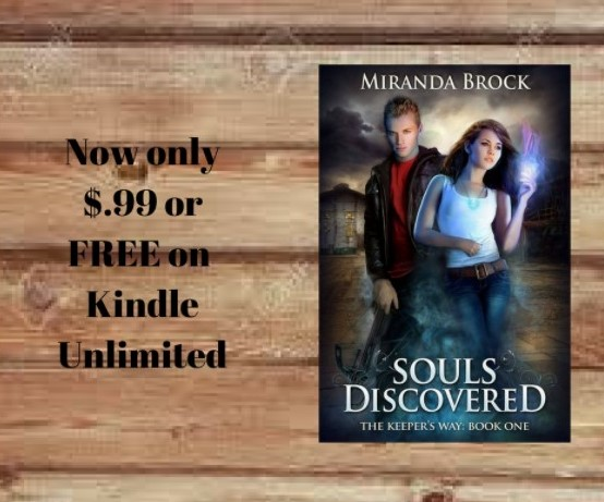 Souls Discovered by Miranda Brock   PROMOLAUNCH