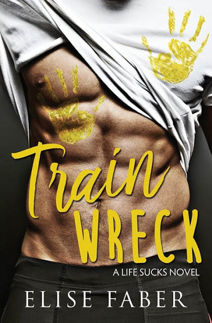 Train Wreck by Elise Faber | REVIEW & DISCUSSION