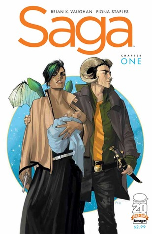 Saga #1 by Brian K. Vaughan | REVIEW & DISCUSSION