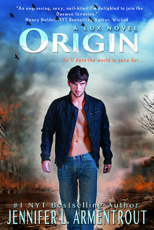 Origin by Jennifer L. Armentrout | REVIEW & DISCUSSION