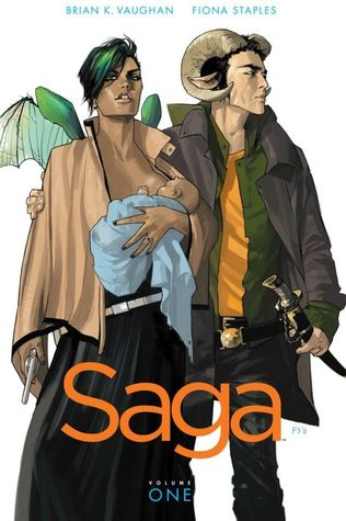 Saga Vol. 1 by Brian K. Vaughan | REVIEW & DISCUSSION