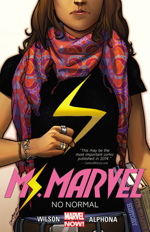 Ms. Marvel: No Normal by G. Willow Wilson | REVIEW & DISCUSSION