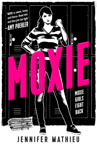 Moxie by Jennifer Mathieu | REVIEW & DISCUSSION