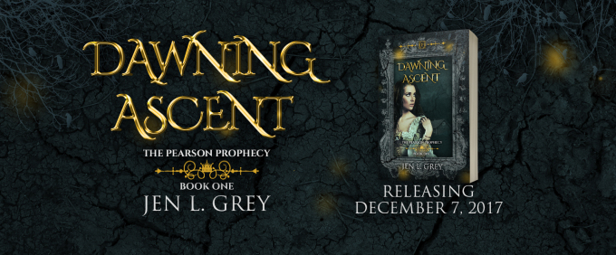 Dawning Ascent by Jen L. Grey | PREORDER BLITZ