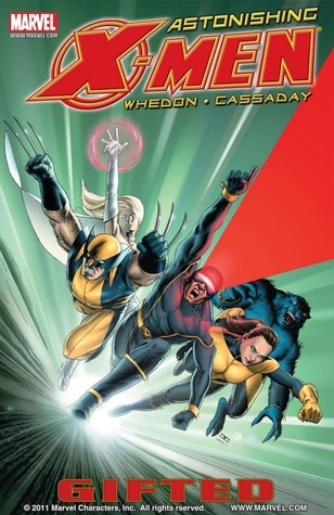 Astonishing X-Men Vol. 1: Gifted by Joss Whedon   REVIEW &DISCUSSION
