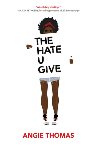 The Hate U Give by Angie Thomas | REVIEW &DISCUSSION