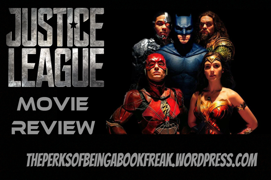 JUSTICE LEAGUE | MOVIE REVIEW &DISCUSSION