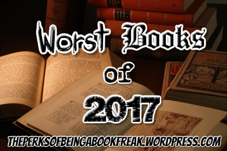 Worst Books of 2017