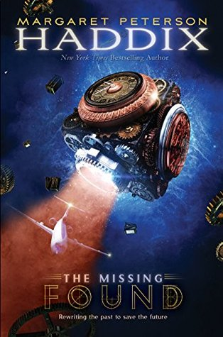 Found by Margaret Peterson Haddix | REVIEW & DISCUSSION