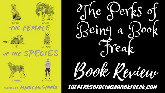 The Female of the Species by Mindy McGinnis | REVIEW & DISCUSSION