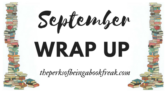 September Reading Wrap Up!