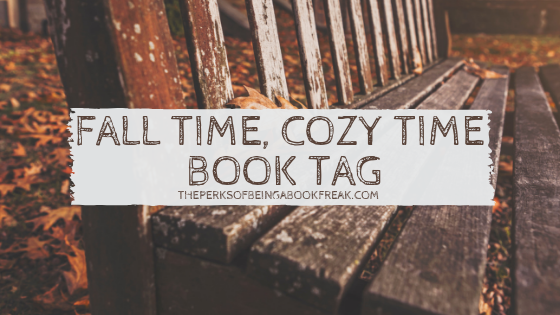 Fall Time, Cozy Time Book Tag!